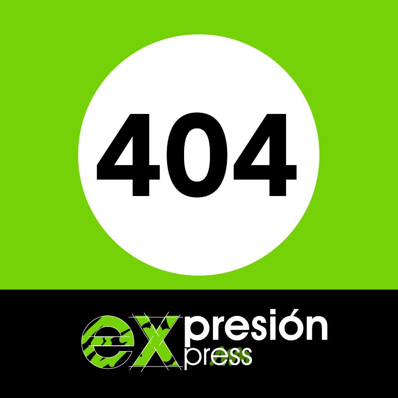 Error 404, Expresion Express