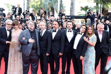 Los mexicanos en el Festival de Cannes
