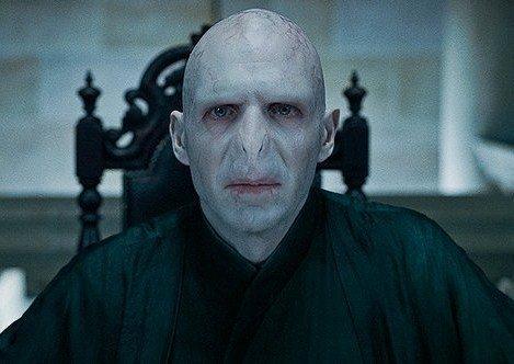 Voldemort en una película