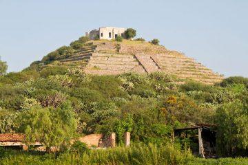 zona arqueológica el cerrito