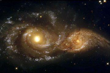 Descubren mexicanos galaxia