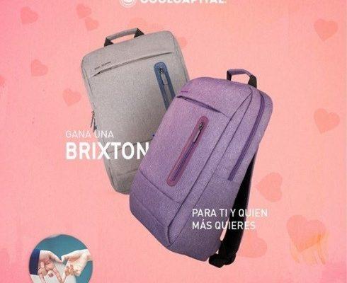mochilas brixton