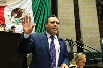 Braulio Guerra emitió posicionamiento del GPPRI sobre eliminación del fuero