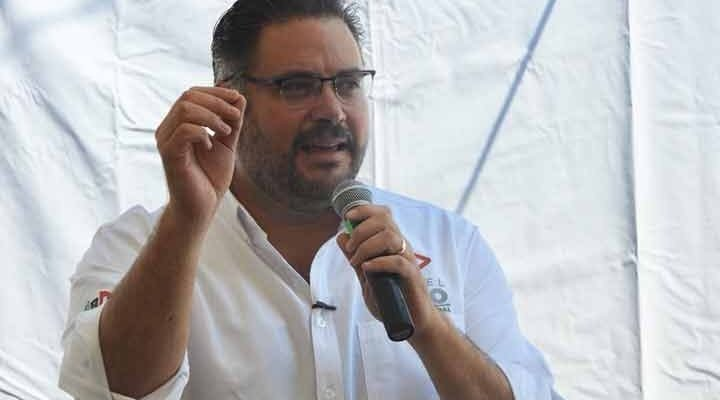 arrancó la campaña de Manuel Pozo Cabrera, candidato a diputado federal por el distrito III y quien esta abanderado por el revolucionario institucional.