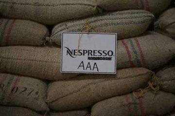 Humberto, Luis Miguel y Esteban; algunos de los agricultores detrás de los cafés de Nespresso