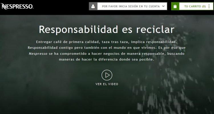 Nespresso fortalece su compromiso con el planeta a través de acciones sustentables