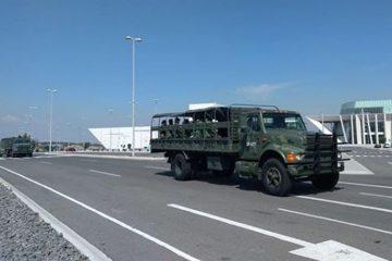 Exposición militar en el Centro de Congresos de Querétaro inaugurará el 17 de mayo