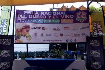 Este viernes inicia la Feria del Queso y Vino en Tequisquiapan