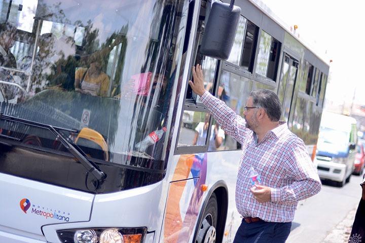 Qrobús, la peor inversión en sistema de transporte público, señala Manuel Pozo