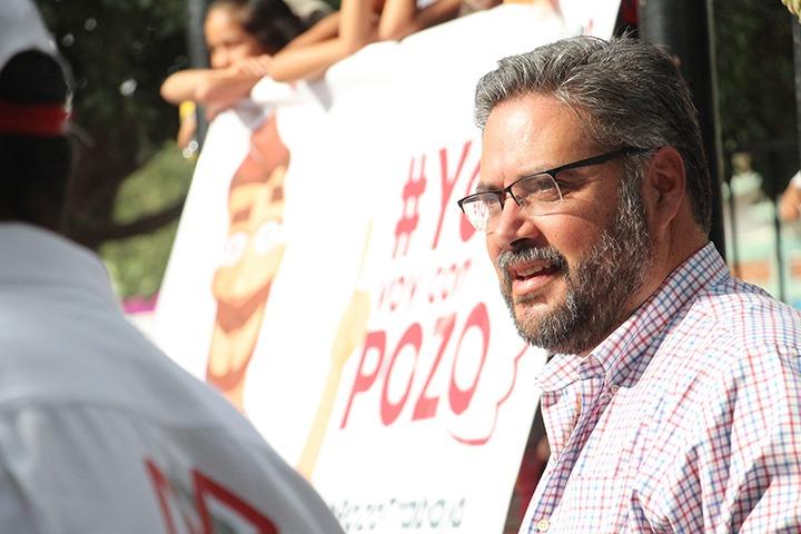 Generar oportunidades para empleo y emprendedurismo, constante en mi agenda: Manuel Pozo
