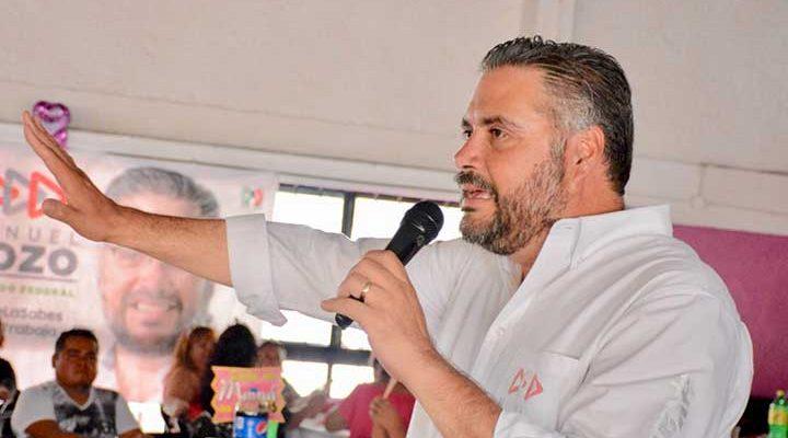 Manuel Pozo afirmó estar listo para responderle a los ciudadanos con el mejor proyecto