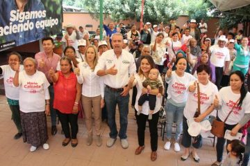 Denuncia Mario Calzada que personal de la CEA ofrece dinero por votos