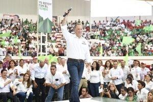 Asegura José Antonio Meade que su gobierno dará prioridad a la prevención del delito