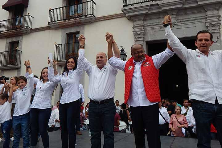 Arranca Pancho Pérez campaña por la presidencia municipal de Querétaro