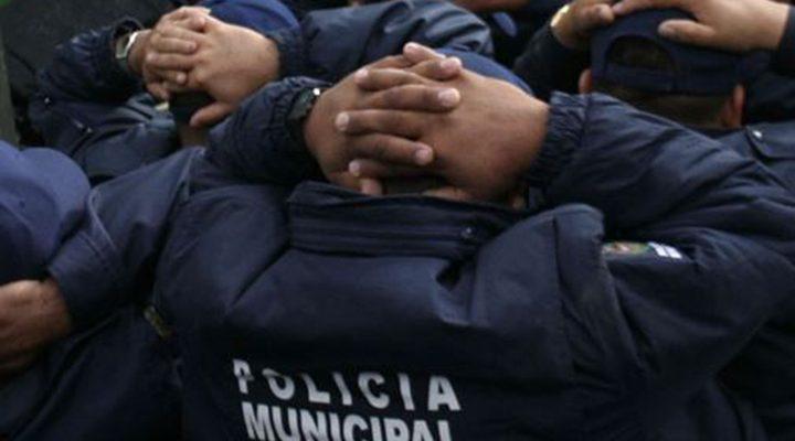 Fiscalía de Querétaro asegura a 8 policías imputados en diversos delitos