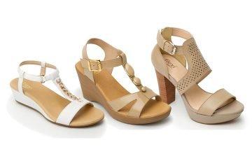 3 tipos de sandalias que no pueden faltar en tu armario este verano