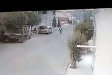 Difunden video de posible intento de secuestro a menor de edad