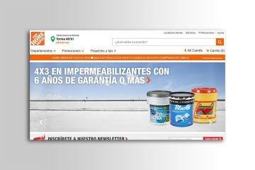 Crecen ventas de The Home Depot en México